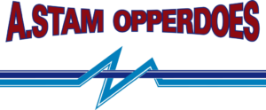 Logo A. Stam Opperdoes transport